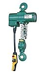 3 or 6 tonne JDN Profi air hoists suitable for underground. Up to 40m fall in 3 tonne or 20m in 6 tonne capacity